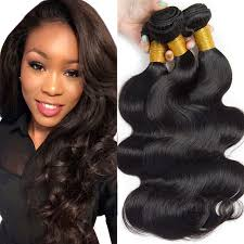 human hair extension aliexpress buy 6a hair wave 4pcs