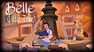 beauty and the beast town link in db belle little town from beauty and the beast