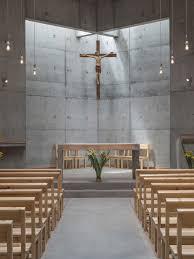 gallery of san alberto magno chapel juan pavez aguilar josé