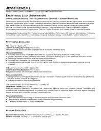 Sample Assistant Controller Resume Sample Resume Underwriting Assistant Template