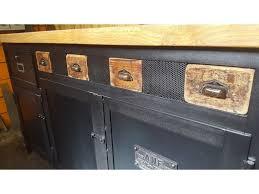 meuble de metier industriel mobilier industriel décoration luminaires ameublement à