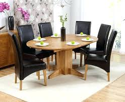 round kitchen table and chairs for 6 6 seater dining tables nhmrc2017 com