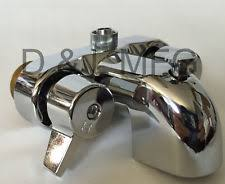 Clawfoot Tub Faucets With Shower Diverter Clawfoot Tub Faucet Ebay