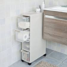 Bathroom Cabinets Shelves Bathroom Shelves Drawer Bathroom Cabinet On Wheels Mobile