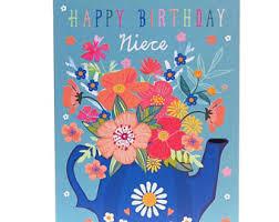 niece birthday card etsy