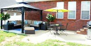 Lowes Patio Gazebo Lowes Patio Gazebo Outdoor Goods
