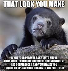 Make A Meme Upload - confession bear meme imgflip