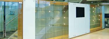 halogen oder led einbau vitrinen shopkit germany