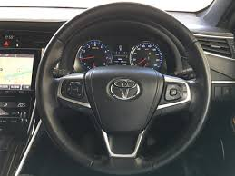 2014 toyota harrier elegance used car for sale at gulliver new