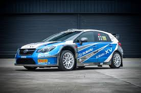 2017 rally subaru crazy xv