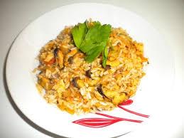 cuisiner cocktail de fruits de mer surgelé riz aux fruits de mer bienvenue chez