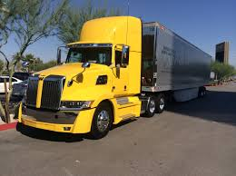 2016 volvo tractor trailer photo video western star introduces re designed on highway