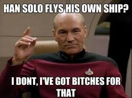 Funny Star Trek Memes - star trek vs star wars meme star wars episode vii to be directed