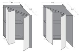 armadio angolare misure armadio al centimetro il su misura ma più economico