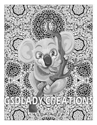 53 coloring pages images gel pens