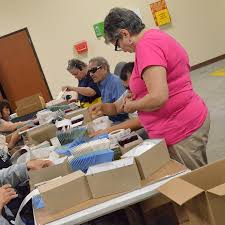 Be Blind For A Day South Texas Lighthouse For The Blind Employ Educate And