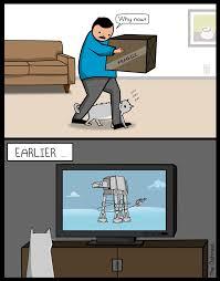 Star Wars Cat Meme - cats must love star wars memebase funny memes