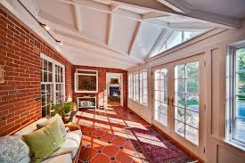 sunroom windows traditional style sunroom includes doors and