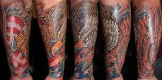 35 patriotic tattoos on sleeve