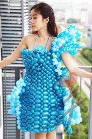 balloon dress balloon dresses jocelynballoons the leading balloon decoration