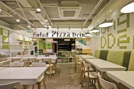 Fast Casual Restaurant Interior Design Pizza Retail Design Blog
