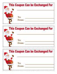printable christmas gift vouchers christmas coupon template word roberto mattni co