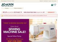 joann fabrics website jo fabrics crafts clio square plaza clio mi cylex profile
