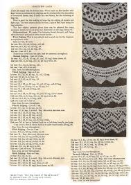 vintage knitted lace patterns wouldn t it be to actually