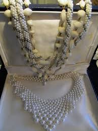 best pearl necklace images 14 best pearl jewelry all things fake or real images jpg