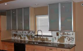 Kitchen Cabinet Doors With Glass Fronts Contemporary Photograph Duwur Attractive Munggah From Mabur Sweet