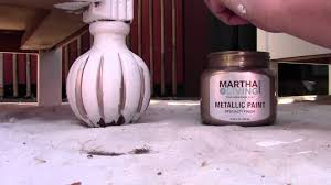 diy chalk paint for shabby chic furniture refinishing youtube