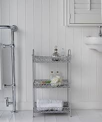 Free Standing Bathroom Shelves Free Standing Bathroom Shelves My Web Value