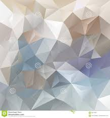 Gray Blue Color - vector color background abstract polygon triangle stock vector