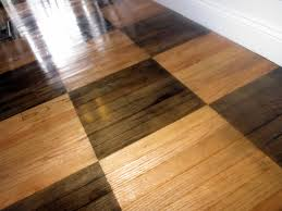 Painting Laminate Floor Down To Earth Style How To Paint A Rug On Wood Floors