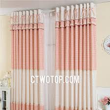 Country Plaid Curtains Bedroom Cute Country Girls Room Pink And Beige Floral Plaid Curtains