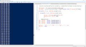 blue color palette windows get color palette of image using powershell stack overflow