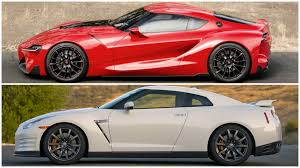 lexus models compared to toyota nissan gt r vs toyota ft 1 youtube