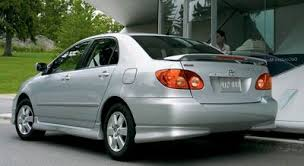 2006 toyota corolla le cleanmpg