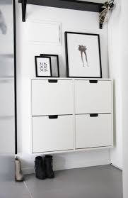 White Shoe Cabinet With Doors by Best 25 Ikea Shoe Cabinet Ideas On Pinterest Ikea Shoe Ikea