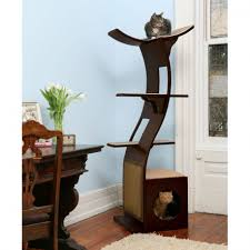 cat tree in living room carameloffers