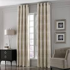 Alton Solid Grommet Window Curtain Panel Valeron Lustre Grommet Top Window Curtain Panel Bed Bath U0026 Beyond