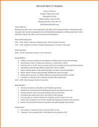resume templates 2017 word of the year 6 resume templates for microsoft word 2017 professional resume