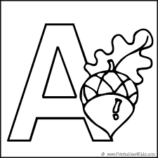 free to download free printable alphabet coloring pages 64 for