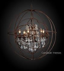 Wood Chandelier Canada Amazing Orb Chandelier With Crystals Sphere Chandelier Canada