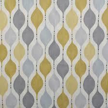hour glass retro cotton panama print curtain blinds cushion