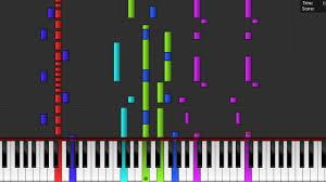 theme line android ultraman ultraman jack fight theme synthesia midi ultraman jack piano youtube