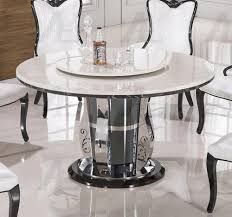 marble top round dining table good dining room table on small