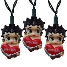 betty boop novelty party string lights