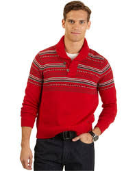 red shawl neck sweaters for men men u0027s fashion