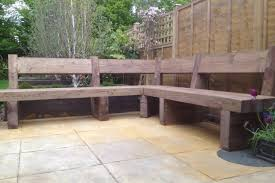 Curved Teak Garden Bench Bench Stunning Garden Bench Seat Stunning Stone Cast Curved